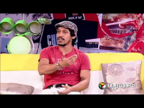 Kelvi Paathi Kindal Paathi - With Actor Kishore