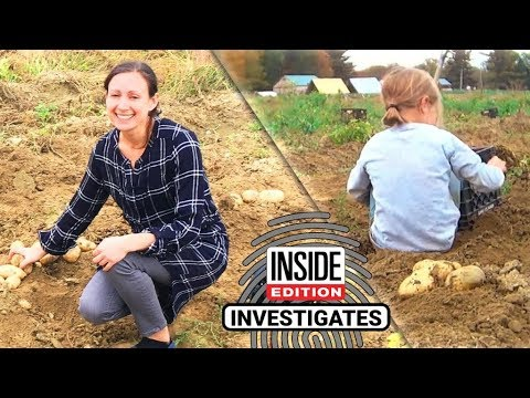 How Inside Edition Went Undercover to Expose Child Labor at Commune