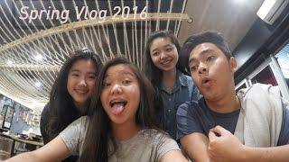 Spring Vlog 2016