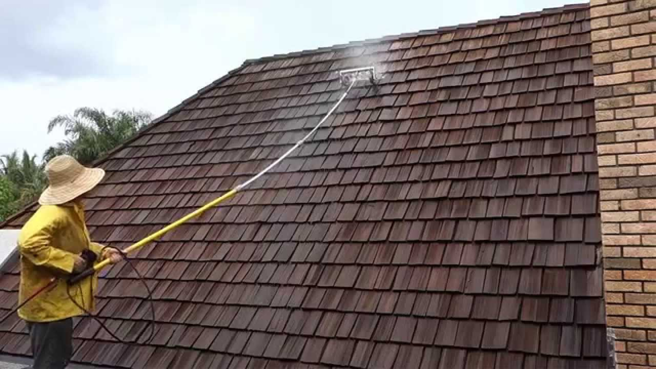 Cedar Shake Roof Repair Painting Sealing Restoration West
