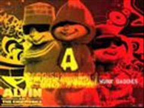 Weird Al - Barney's On Fire - Chipmunk Remix