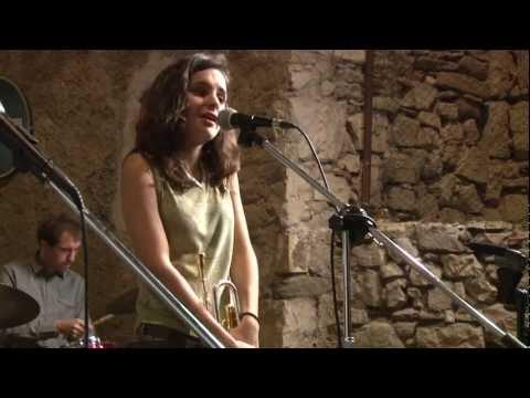 JAM JAZZ amb Fèlix Rossy i Andrea Motis - Tallers Musicals d'Avinyó 2012