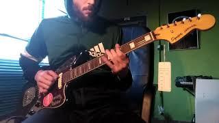 Fender Squier 70s classic vibe Jaguar LRL BK