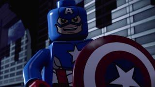 Video LEGO Marvel's Avengers Walkthrough Part 3 - Rail Hydra download MP3, 3GP, MP4, WEBM, AVI, FLV Agustus 2018