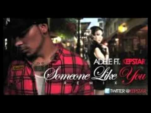 KEPSTAR-Someone Like You ft.Adele (Remix)