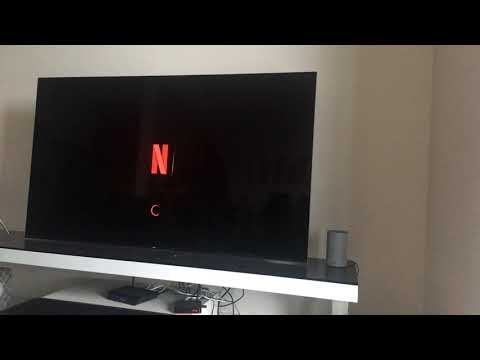 Netflix stuck on loading screen
