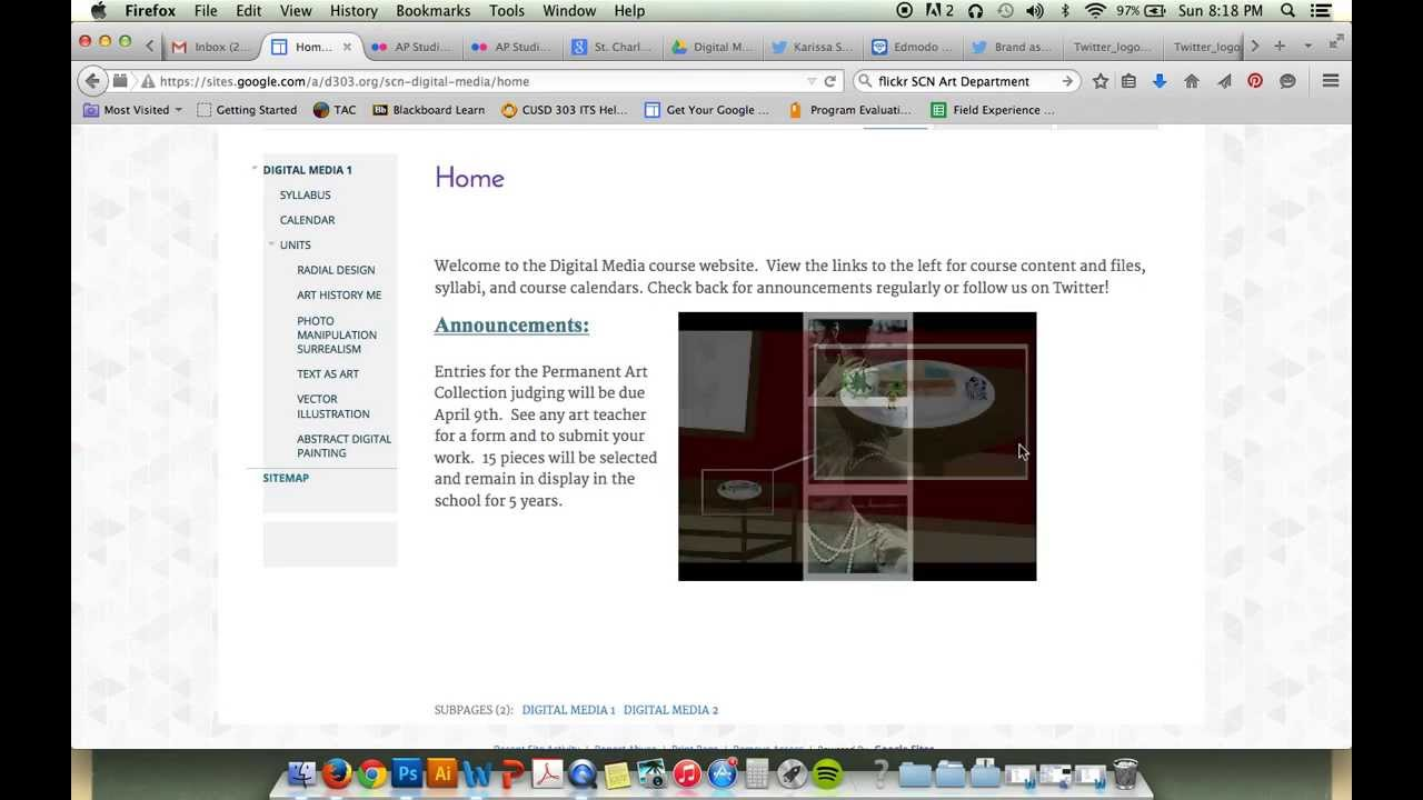 Embed Flickr Gallery Slideshow On Google Site