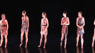 In Medio:  CASCADES (Kelly Moran, music; Randall Smith, choreography)