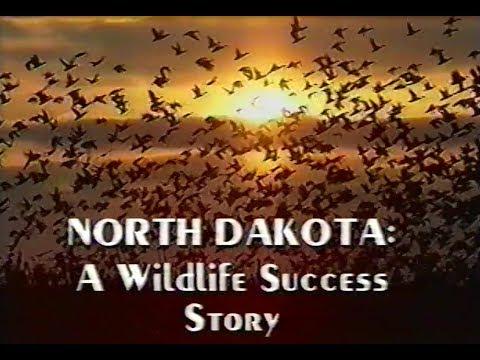 State Doc: North Dakota-A Wildlife Success Story