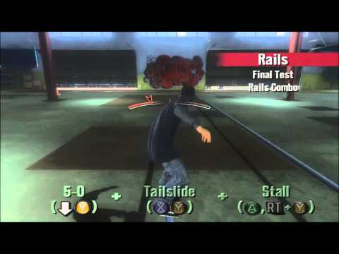 Tony Hawk's Project 8 Walkthrough Part 1 AKA Skate Life