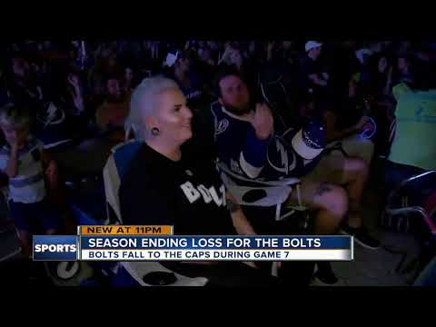 Lightnings quest for the cup is officially over