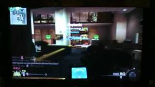 Call of Duty: Modern Warfare 2 - gameplay multiplayer. Mapa Highrise, tryb Demolition