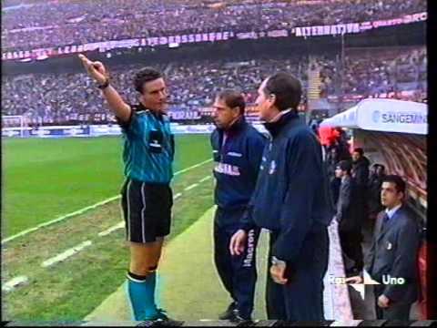 Serie A 2001/2002: AC Milan vs Bologna 0-0 - 2001.10.28 ...