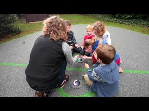 Playtop Street - Interactive Playground Surfacing