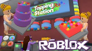 Roblox: Bakers Valley ~ Baking Cakes!!
