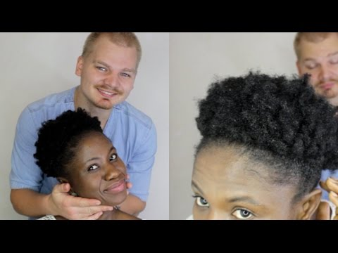 youtube natural hair style how to style hair boyfriend style my hair 7008 | hqdefault
