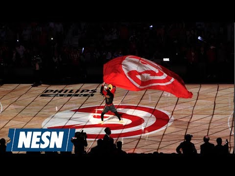 Atlanta Hawks Unveil Renovation Plans For Philips Arena