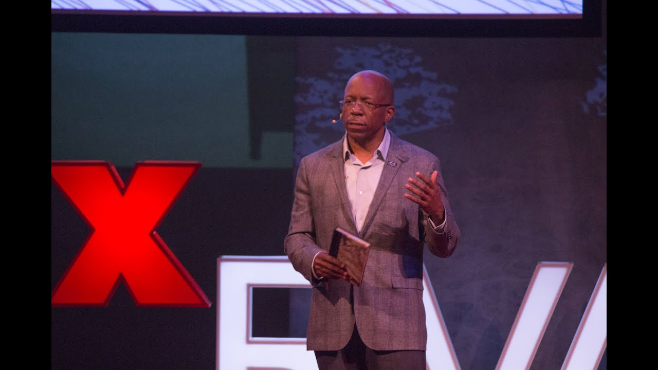 The resurgence of African American male philanthropists | Reggie Gordon | TEDxRVA
