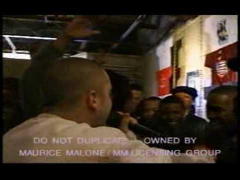 Eminem - Rap Battle (1994) Live Show