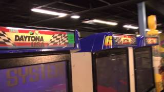 Daytona USA Deluxe - Video Arcade Simulator - PrimeTime Amusements