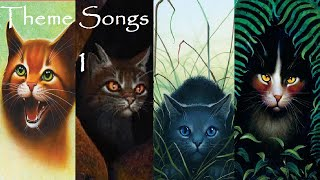 Warrior Cats Theme Songs [Firestar, Tigerstar, Bluestar, Spottedleaf]