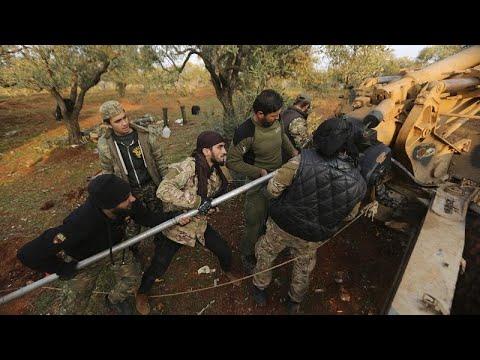 القوات الحكومية السورية تسقط طائرة تركية بدون طيار بريف إدلب …  - نشر قبل 60 دقيقة