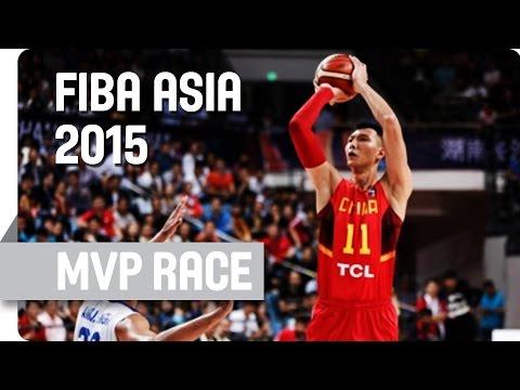 MVP Race: Jianlian Yi's 21 points & 7 rebounds v India - 2015 FIBA Asia Championship