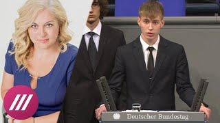 Скандал c выступлением школьника в Бундестаге: чем недовольны депутаты?