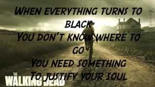 Kari Kimmel - Black (lyrics)