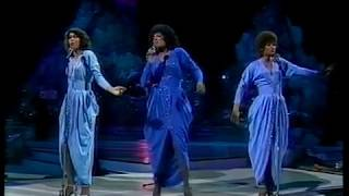 """""""When will I see you again"""", The Three Degrees- 1982 Royal Albert Hall London."""