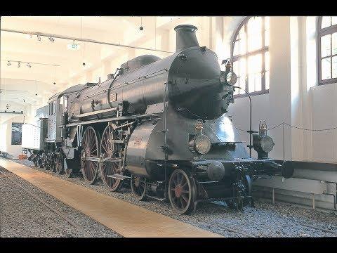 Deutsche Dampflokomotiven Teil 1- German Steam Trains Part 1