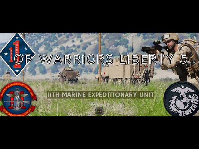 Arma 3 | Operation Warrior's Liberty 5 | 11thMEU