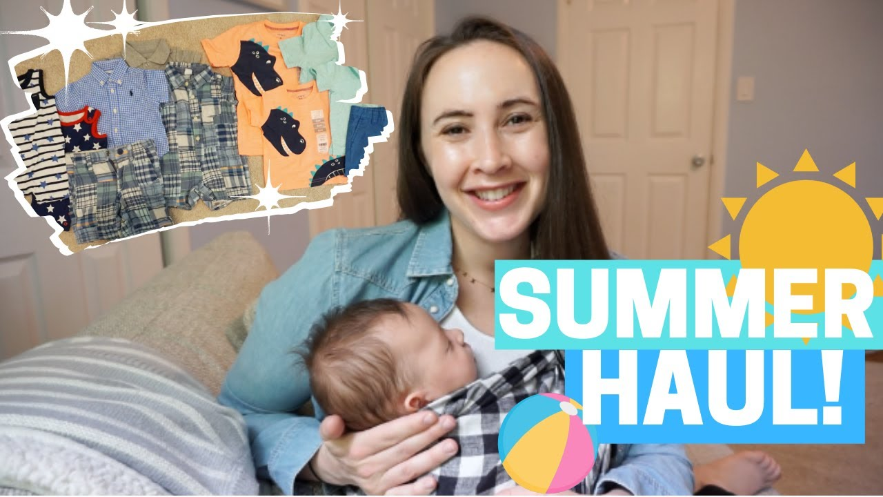 21d7bda38 BOYS CLOTHING HAUL!!! Spring / Summer 2019 - YouTube