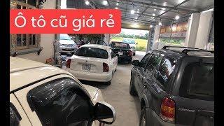 Ô tô cũ giá chỉ từ 56tr ĐT : 0365732222 hoặc 0367312345