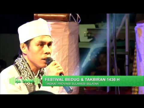 VIDEO:: Festival Bedug dan Takbiran