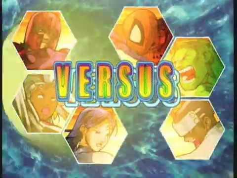 MvC2: MagusOld - Spiderman OCV Vs MSP .:3.10.19:.