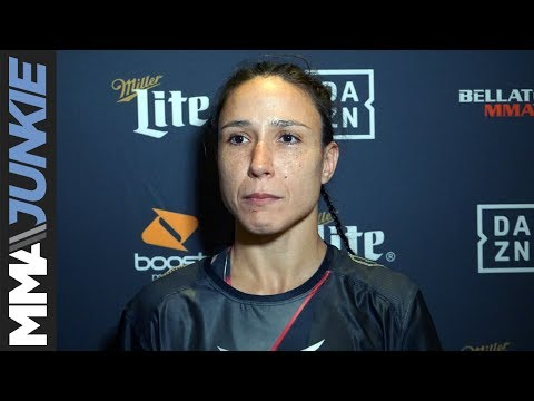 Bellator 224: Juliana Velasquez full post-fight interview