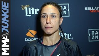 Bellator 224: Juliana Velasquez full post-fight interview