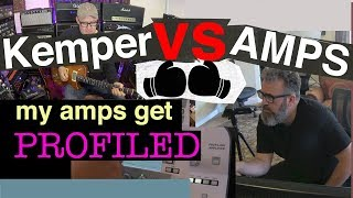 Kemper VS Amps | My Amps Get Profiled | Tim Pierce | Guitar Lesson | Learn To Play