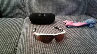 Oakley ruby field  prism lense custom m2 frame