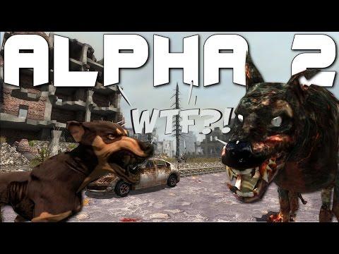 7 days to die Alpha 2 - Throwback week. Ep 2