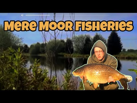 #CARP FISHING# Mere Moor Fishery Specimen Lake - NEW PB!