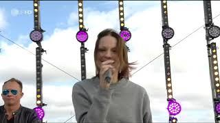 Christina Stürmer - In ein paar Jahren - ZDF Fernsehgarten on tour 07.10.2018