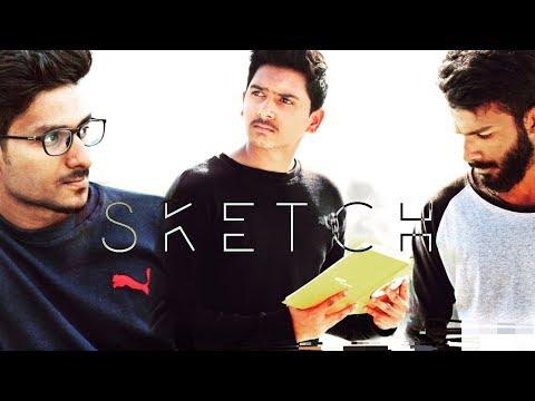 Sketch 2018 - Latest Telugu Short Film | Rahul Raj Karnati | D Aj Apple | Msp Arts