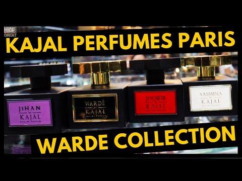 Kajal Perfumes Warde Collection Fragrances Launch @ Niche Perfumes Puerto Banús (1 Of 3 Videos)