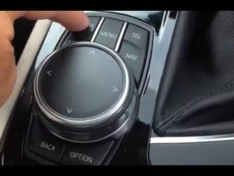 2018 BMW iDrive basic run down & How to set your lighting options, even indicators