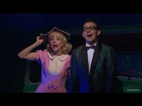 Ben Forster - Rocky Horror Show - Live Screening - Playhouse Theatre, September 17, 2015