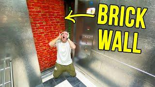 TRAPPED INSIDE ELEVATOR (Prank)