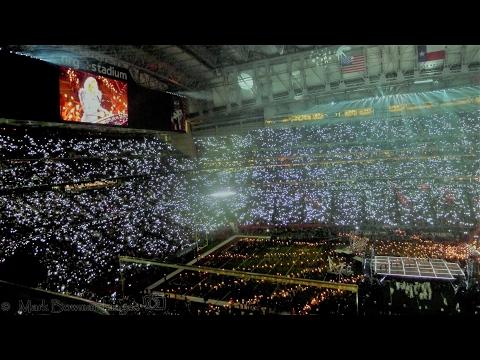 Lady Gaga - (Inside NRG Stadium) - SUPER BOWL 51 - Houston 2017