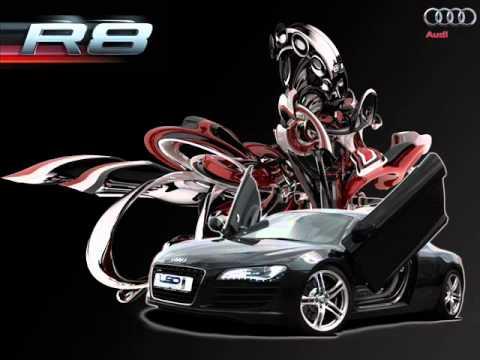 Audi R8 Desktop Background
